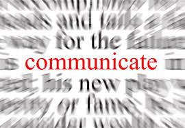 Purpose of Communication