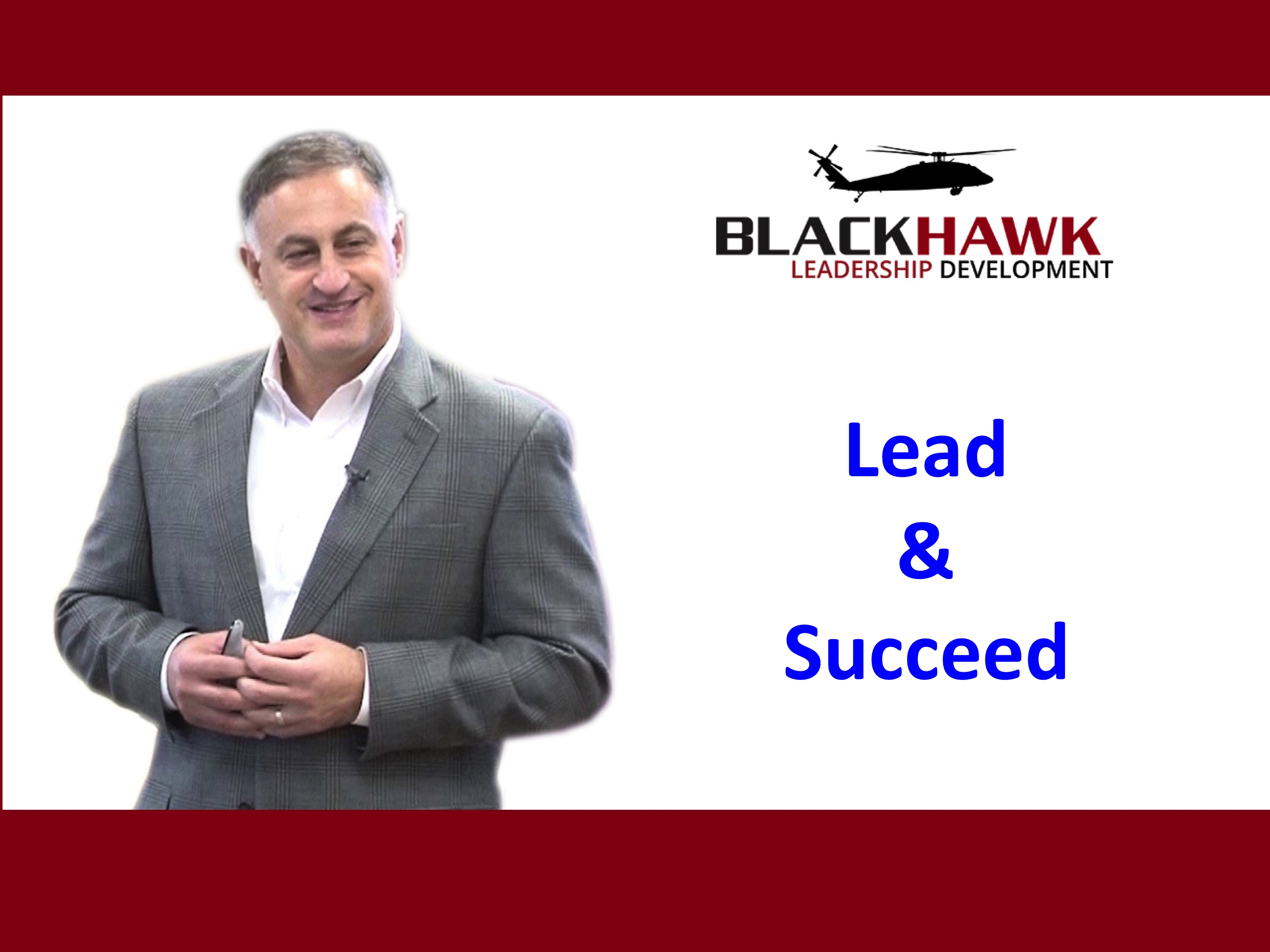 Lead & Succeed