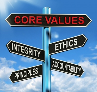 The Right Way to Lead: Live Your Values and Beliefs